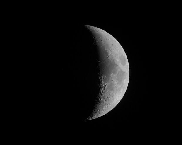 bigstock-Waxing-Crescent-Moon-56068289