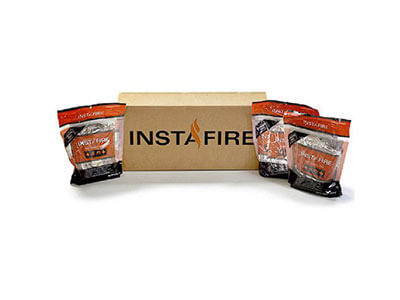 Emergency Instafire 1 Box w/10 Packets
