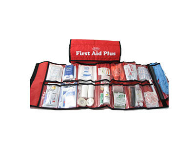 Mayday 105 Piece First Aid Plus Kit
