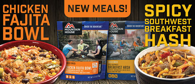 Mountain House Homepage