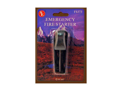 SE FS373 Emergency Waterproof Fire Starter