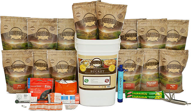 Valley Food Storage Supply Kit