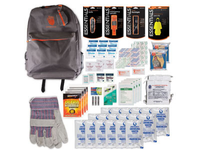 2-Person 72-Hour Emergency Survival Kit