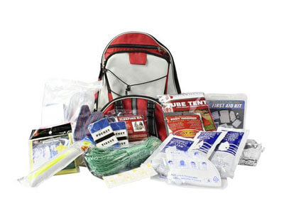 2-Person Elite 72-Hour Disaster Survival Kit