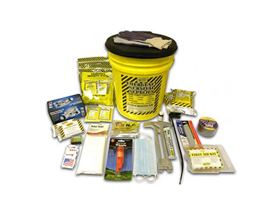 Mayday Deluxe Honey Bucket Emergency Kit