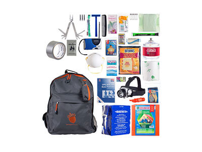 Trekker I One-Person Survival Kit