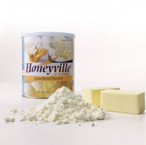 honeyville powdered butter