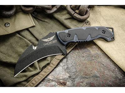 C.U.M.A. Protector Knife